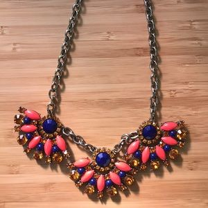 Vintage Jeweled Necklace